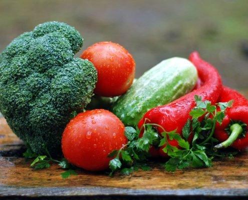 DiscoverCycling.eu - Zelenina - základ zdravej stravy