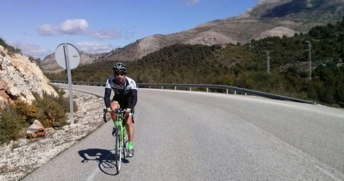 DiscoverCycling.eu - tréningový kemp Andalúzia