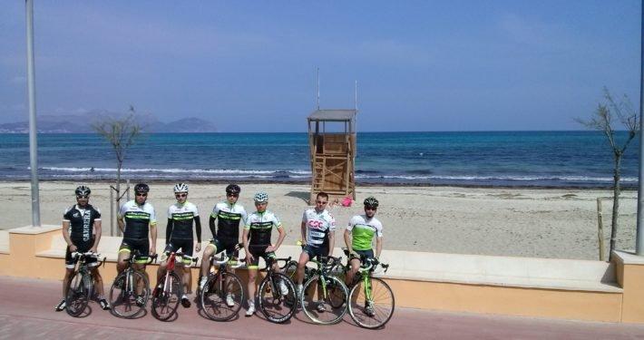 DiscoverCycling.eu - tréningový kemp