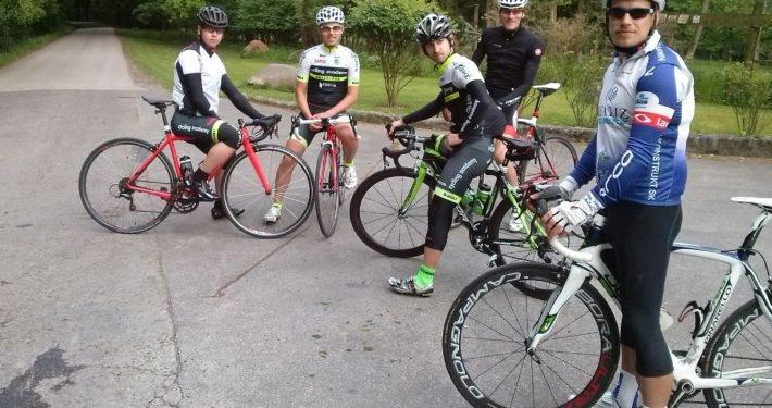 DiscoverCycling.eu - spoločný tréning - časovka