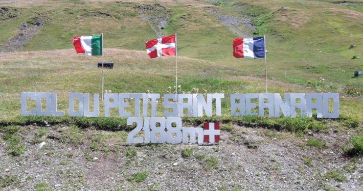 Col du Petit Saint Bernard - DiscoverCycling.eu