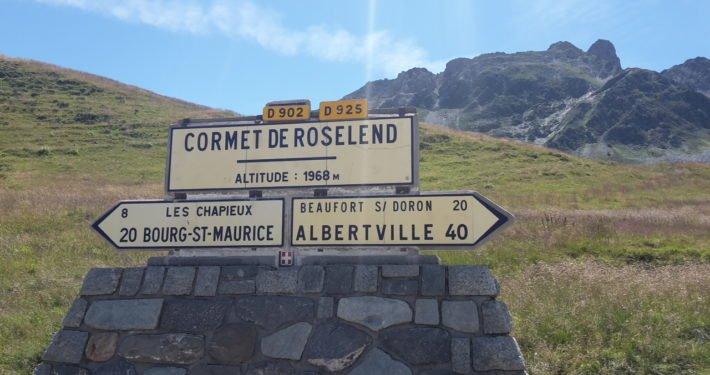 Cormet de Roselend - DiscoverCycling.eu
