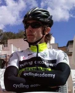 David Lahučký - DiscoverCycling.eu