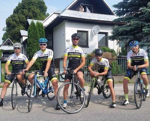 Plostin DiscoverCycling cyklistika sustredenie ApartmanyRys