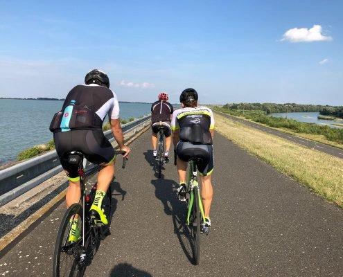 Spoločný tréning - DiscoverCycling.eu